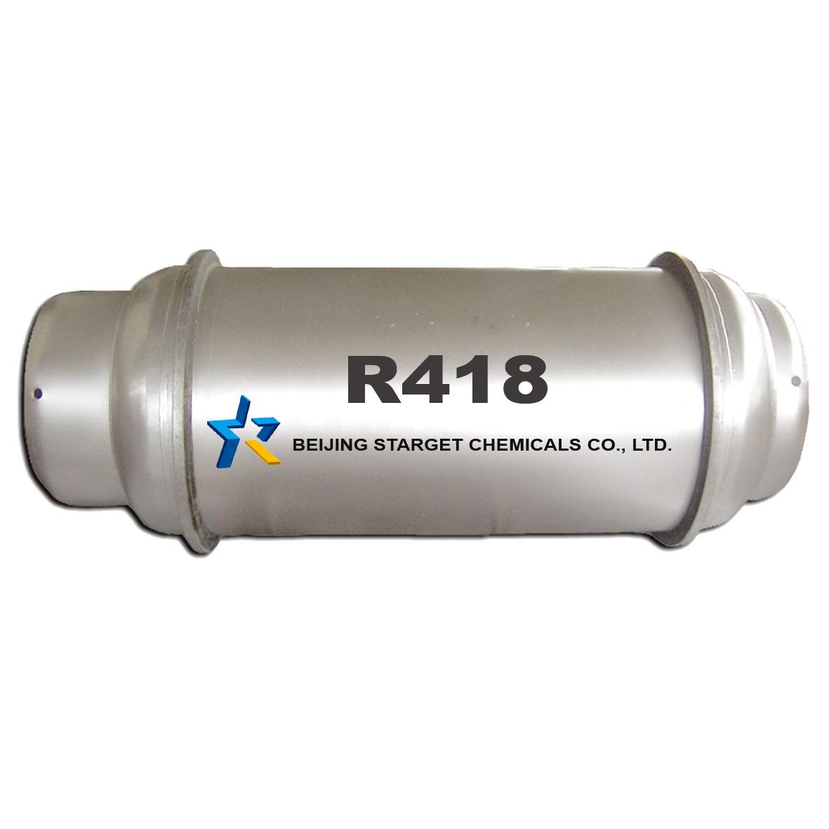 Refrigerant R418
