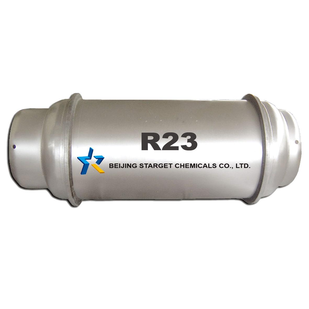 Refrigerant R23