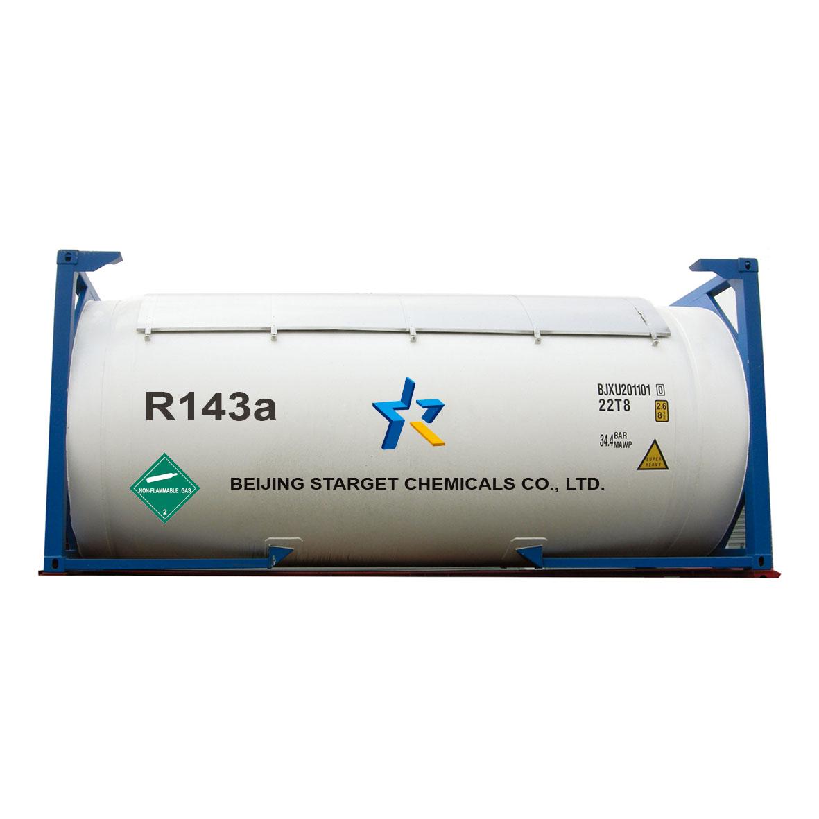 Refrigerant R143a