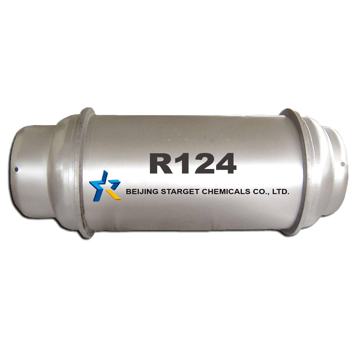 Refrigerant R124