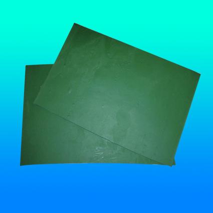 Fluorous rubber (FKMJX-246)